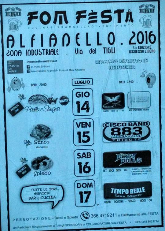 Fom Festa ad Alfianello
