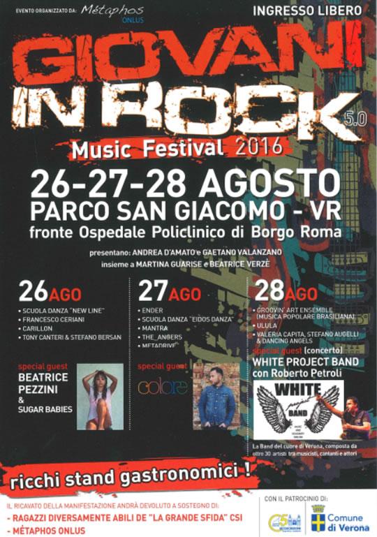 Giovani in Rock a Verona