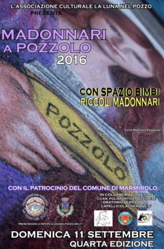Madonnari a Pozzolo