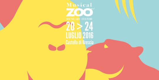Musica Zoo 2016 a Brescia