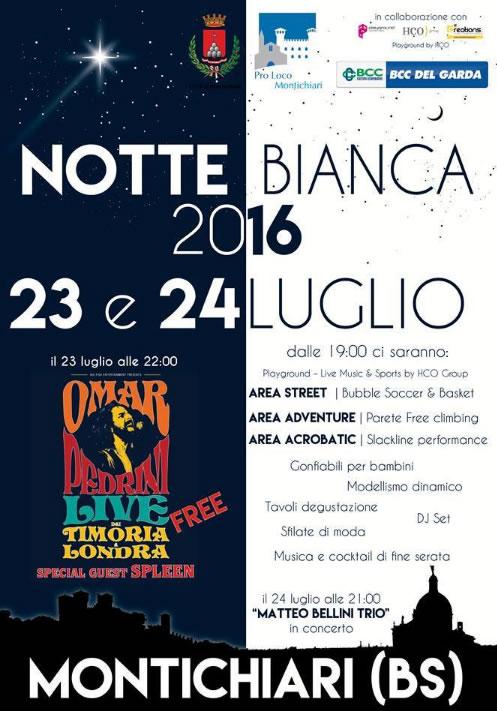 Notte Bianca a Montichiari