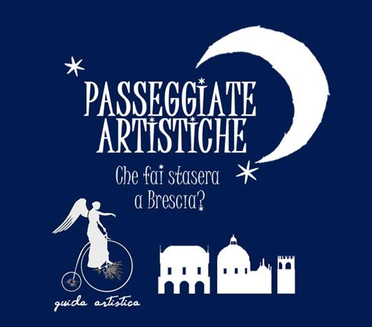 Passeggiate Artistiche a Brescia