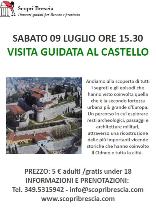 Visita guidata al Castello