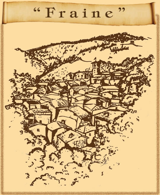 46 Festa dei Brigancc a Fraine Val Palot