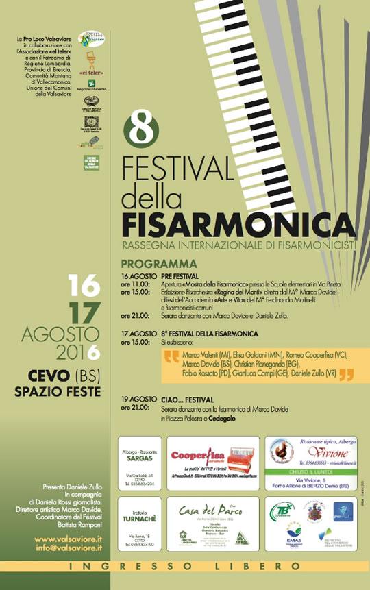 8 Festival della Fisarmonica a Cevo