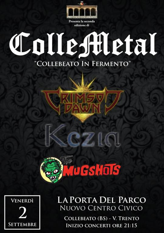 Colle Metal a Collebeato