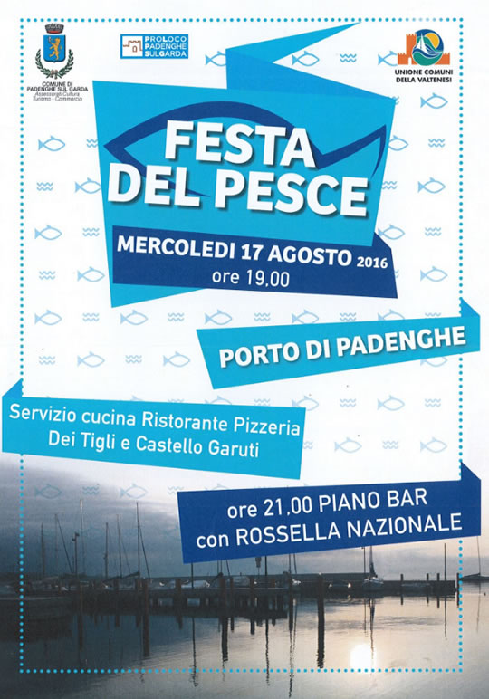 Festa del Pesce a Padenghe