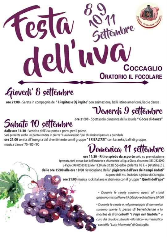 Festa dell'Uva a Coccaglio