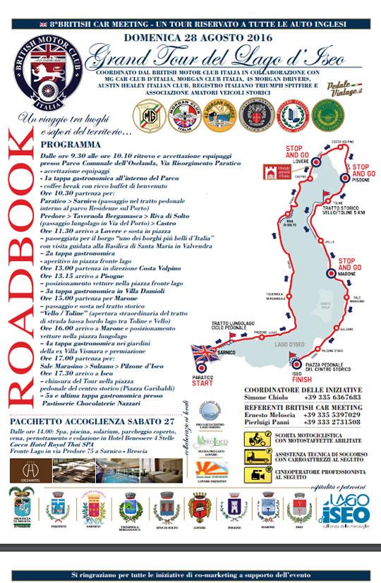 Grand Tour del Lago d'Iseo