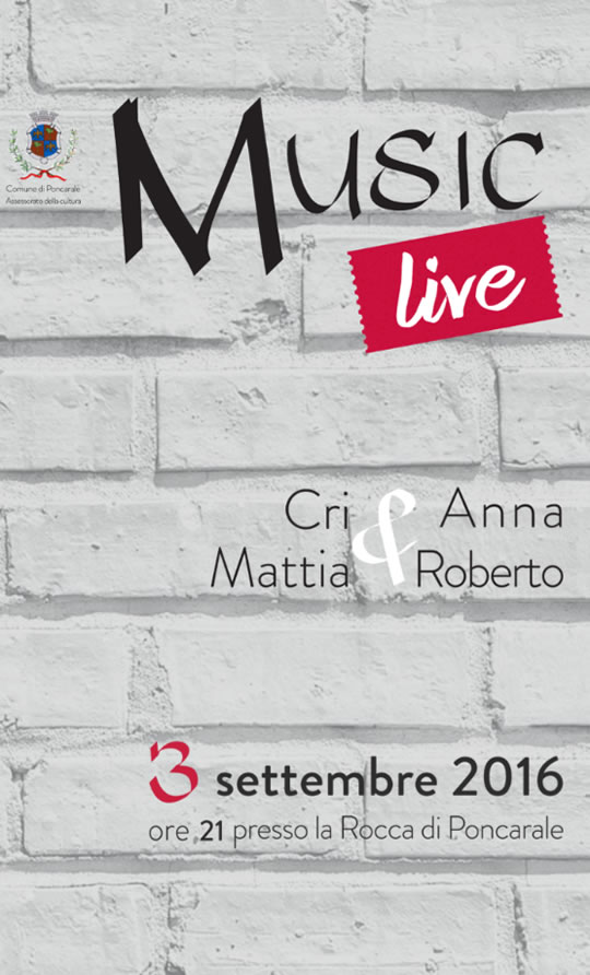 Music Live a Poncarale