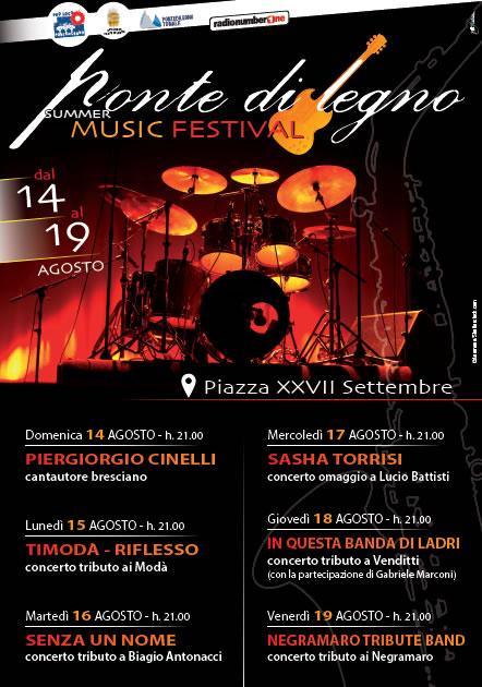 Ponte di Legno Summer Music Festival