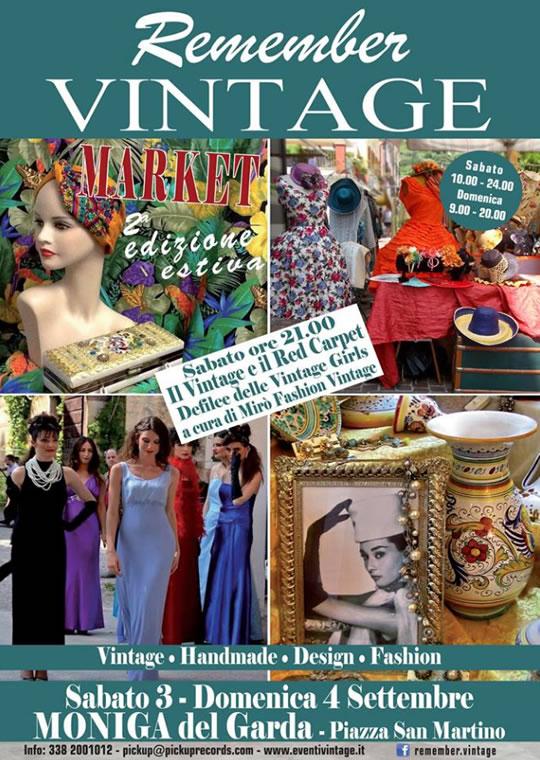 Remember Vintage a Moniga del Garda