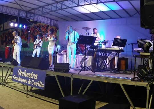 orchestra cecilia e gianfranco