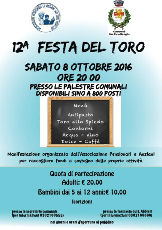 12 Festa del Toro a San Zeno Naviglio