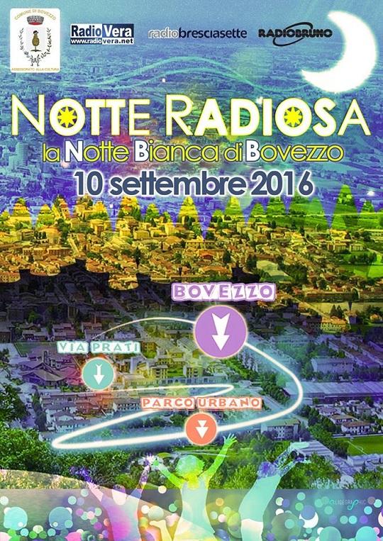 Notte Radiosa a Bovezzo