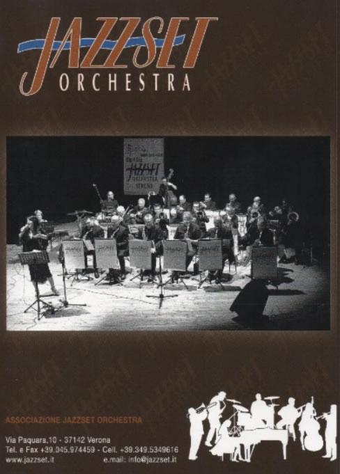 Jazzset Orchestra a Desenzano