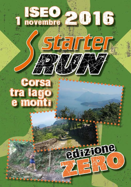 Starter Run a Iseo