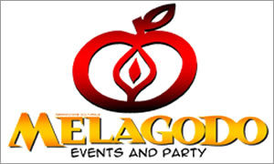 logo melagodo events party