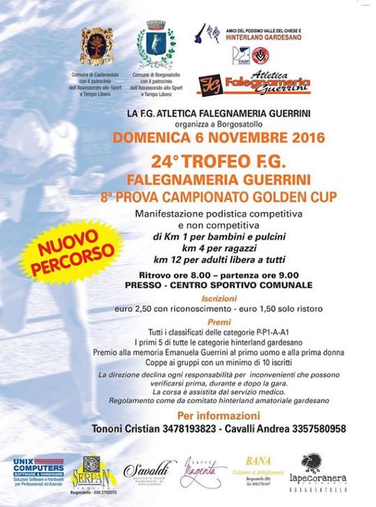 24 Trofeo FG a Borgosatollo