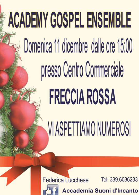 Academy Gospel Ensemble a Brescia