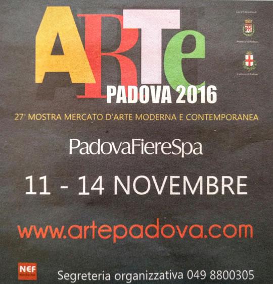 Arte 2016 a Padova