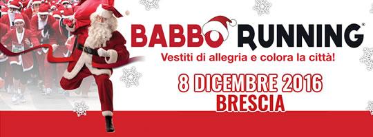 Babbo Running a Brescia