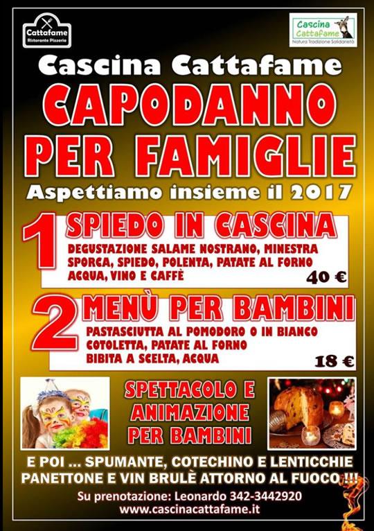 Capodanno per Famiglie a Ospitaletto