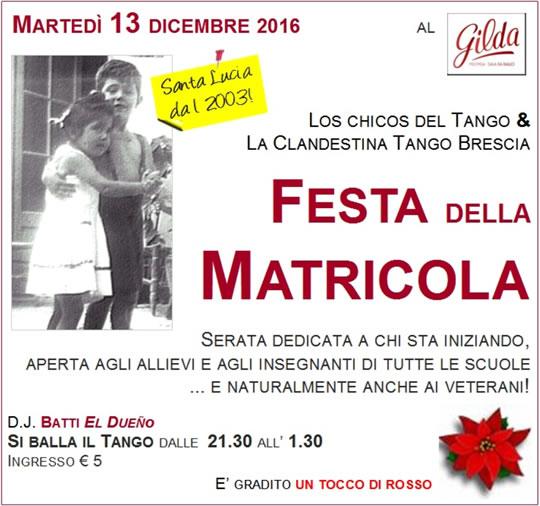 Festa della Matricola a Brescia