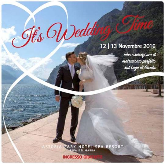 It's Wedding Time a Riva del Garda