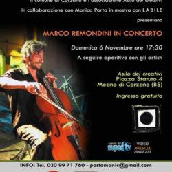 Marco Remondini in Concerto a Corzano