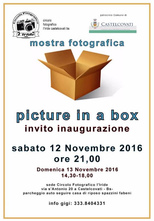 Picture in a Box a Castelcovati