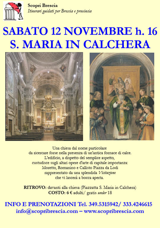 Santa Maria in Calchera