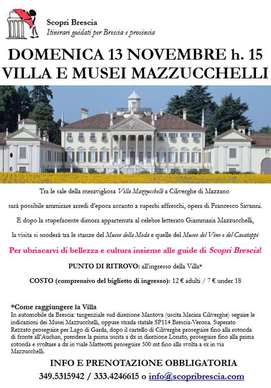 Villa e Musei Mazzucchelli
