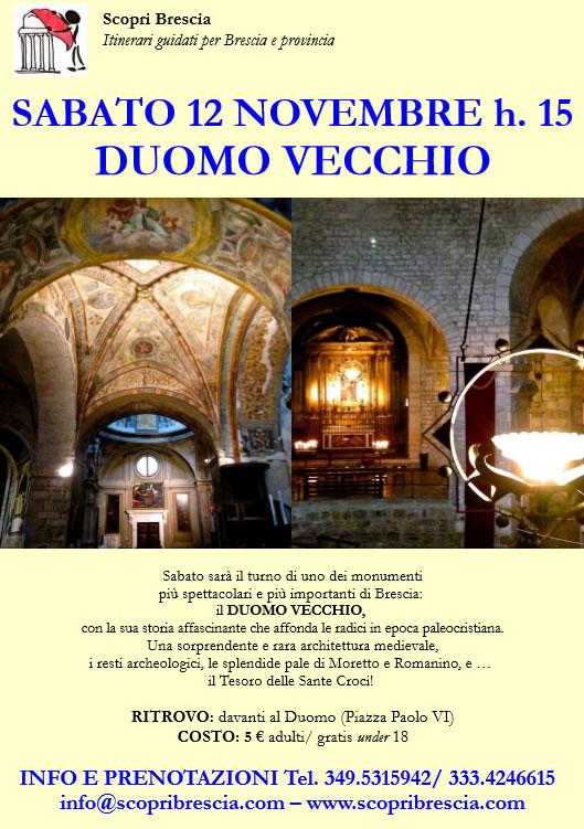 Visita Guidata al Duomo Vecchio
