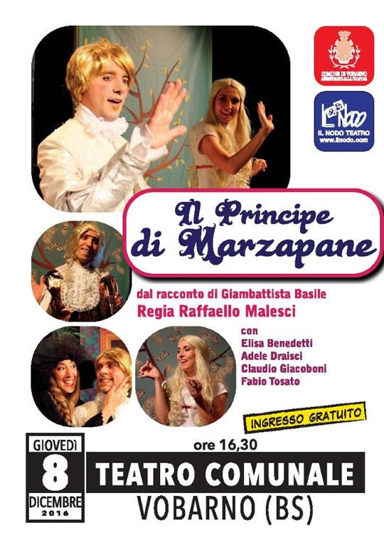 Il Principe di Marzapane a Vobarno