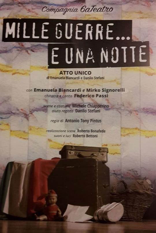 Mille Guerre e una Notta a Brescia