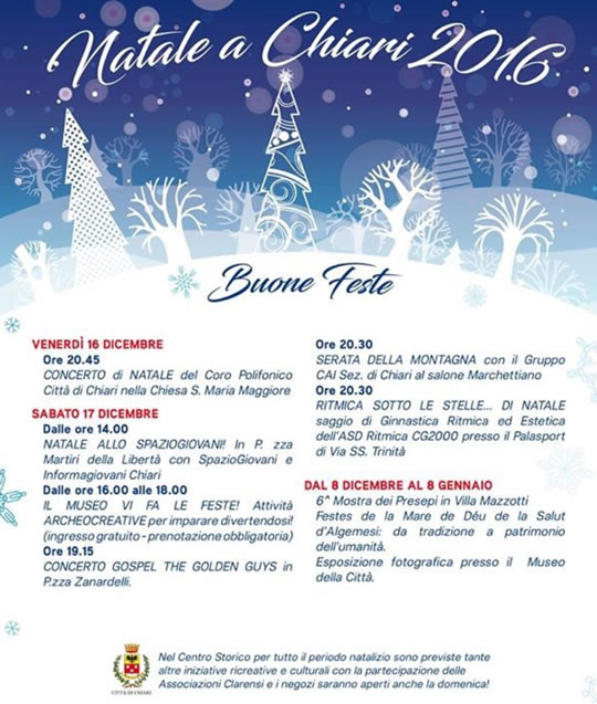 Natale a Chiari