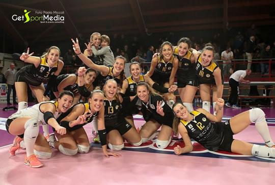Serie A2 Femminile Volley a Bagnolo Mella