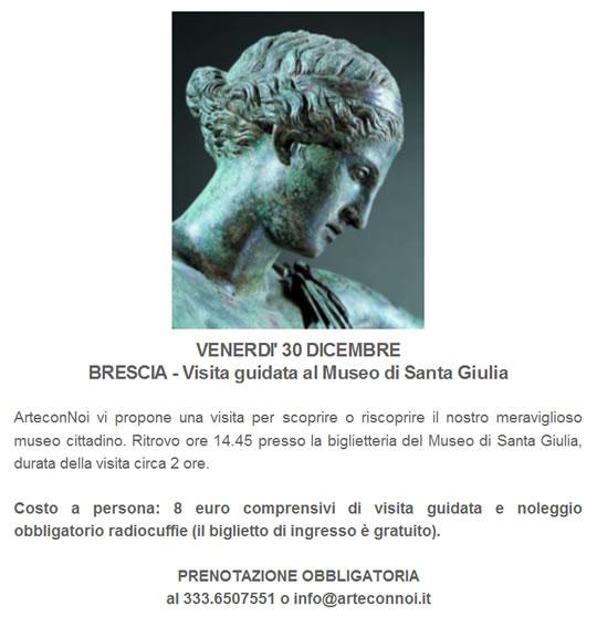 Visita Guidata al Museo di Santa Giulia