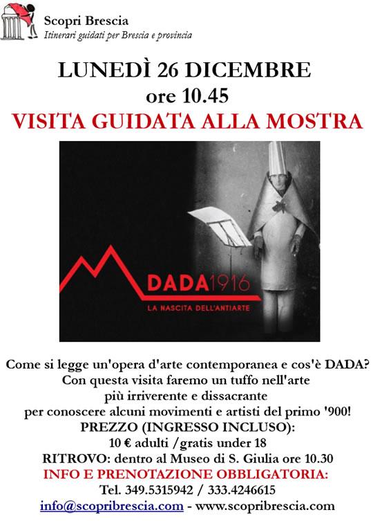 Visita Guidata alla Mostra Dada