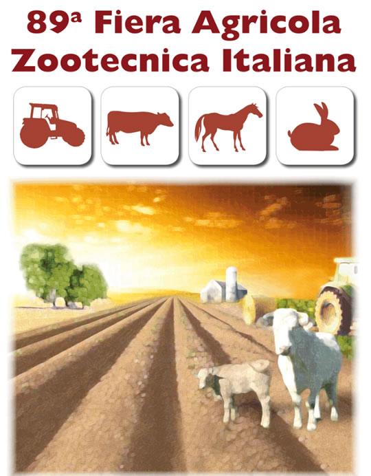 89 Fiera Agricola Zootecnica Italiana a Montichiari