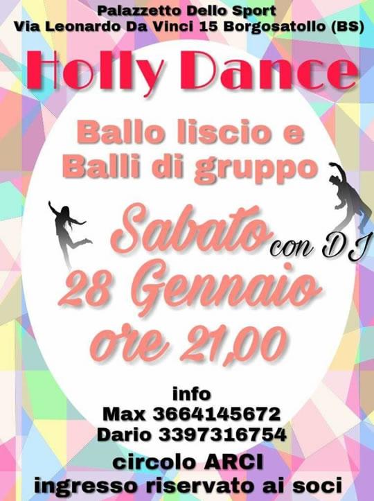 Ballo Liscio e Balli di Gruppo a Borgosatollo