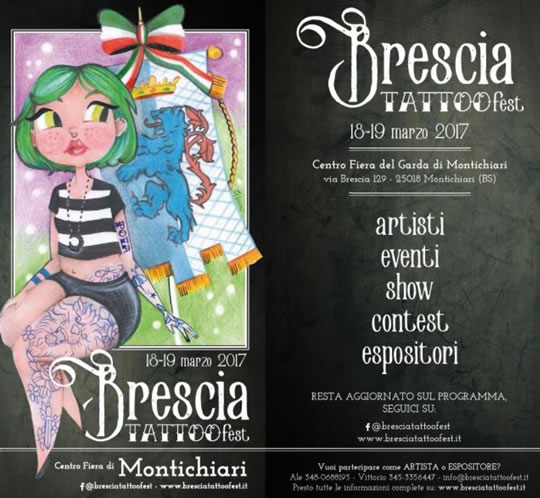 Brescia TattooFest a Montichiari