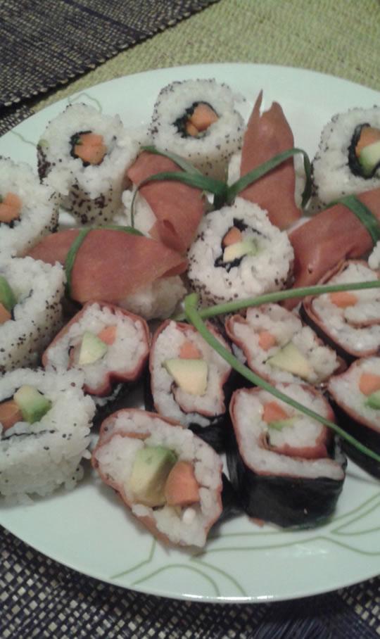 Cena veg dai sapori giapponesi con letture di Basho a Brescia