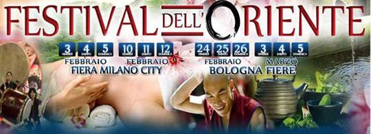 Festival dell'Oriente a Milano