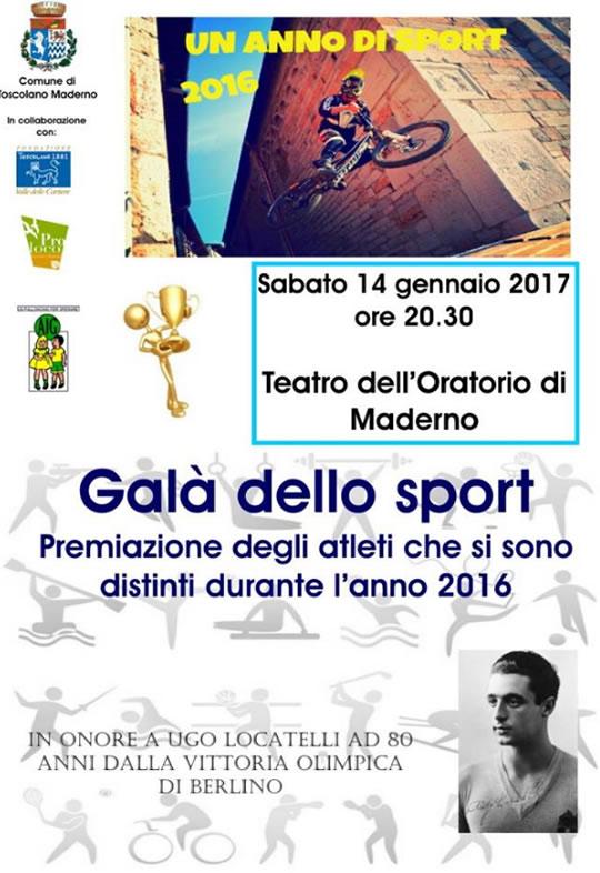 Galà dello Sport a Toscolano Maderno