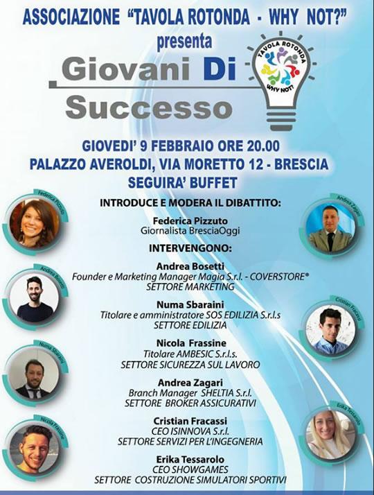 Giovani di Successo a Brescia
