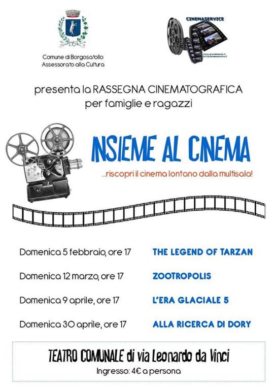 Insieme al Cinema a Borgosatollo