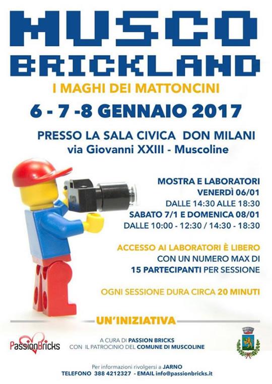 Musco Brickland a Muscoline