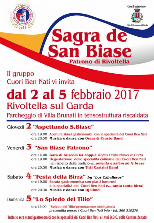Sagra de San Biase a Rivoltella